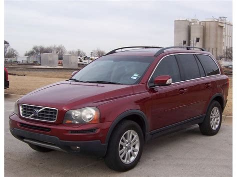 volvo xc  awd  sale  owner  fort worth