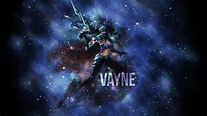 Dragonslayer Vayne Wallpaper by syraelx on DeviantArt