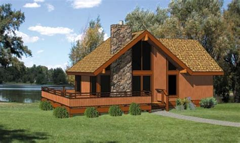 Small Vacation Home Plans by Cabin House Plans Small Cottage House Plans Small