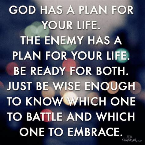 God Has Plans Me Quotes