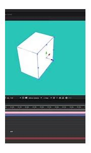 How To Extrude 2D Shapes into 3D Objects in After Effects ...