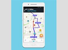 Waze 40 for Android Released with Redesigned Menu