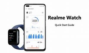 Realme Watch Quick User Guide  How To Start It
