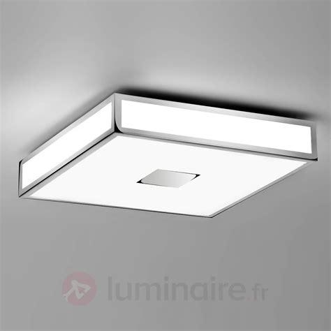 luminaire salle de bain carre
