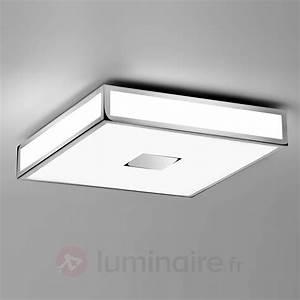 Luminaire De Salle De Bain : luminaire salle de bain carre ~ Dailycaller-alerts.com Idées de Décoration