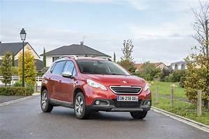 Nouvelle 2008 Peugeot Boite Automatique : peugeot 2008 du nouveau dans la gamme en novembre 2015 l 39 argus ~ Gottalentnigeria.com Avis de Voitures