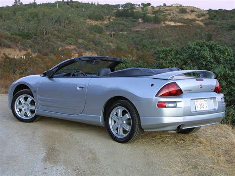 2002 Mitsubishi Spyder by 2002 Mitsubishi Eclipse Spyder Gt 2dr Convertible Pictures