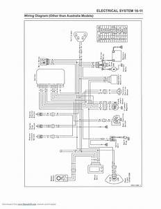 2008 Klx 450r Wiring Diagram