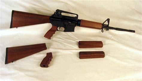 ar wood stock sets