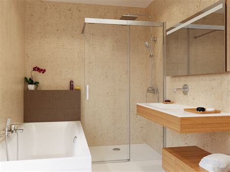 walk in dusche schiebet 252 r 110 x 220 cm freistehende duschwand