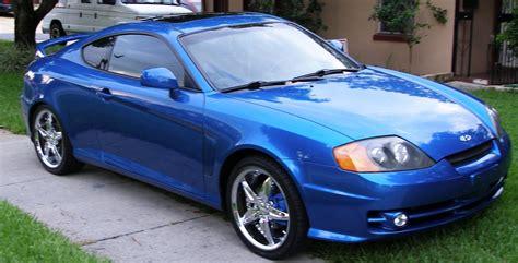 2004 Hyundai Tiburon - Overview - CarGurus