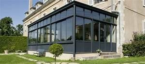 veranda alu avantages et top 5 des fabricants archzinefr With type de toiture maison 4 type de double vitrage