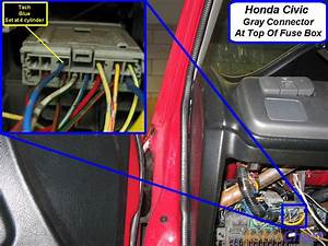 Honda  Acura Wire Colors With Pictures