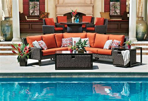 pool and spa depot patio furniture backyard design ideas