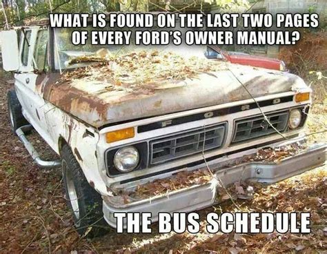 Anti Ford Memes - 11 best anti ford memes images on pinterest ford memes so funny and autos
