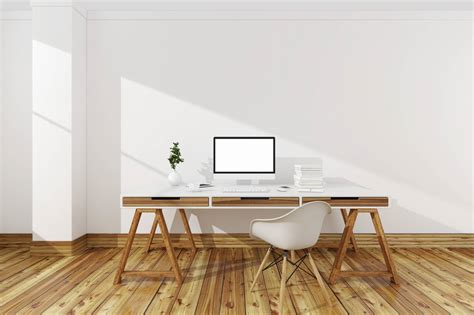 bureau pratique la meilleure façon de configurer un bureau à domicile