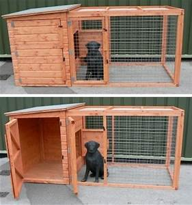 free dog house plans for multiple dogs woodworking With wooden dog pens for outside