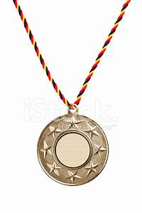 Blank Gold Medal stock photos - FreeImages.com