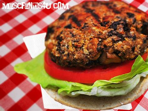 black bean burger recipe vegan summertime vegetarian grilling recipes black bean burgers