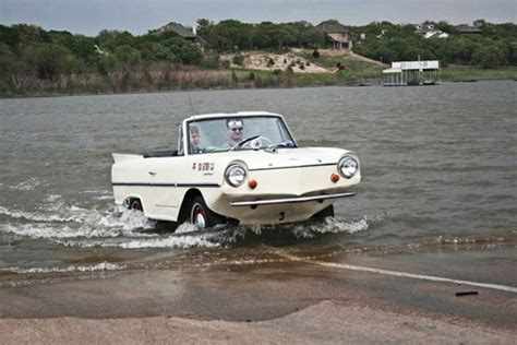 Boat With Car Engine by The Car Top 10 Cars That Are Also Boats By Car Magazine