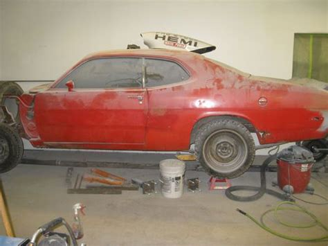 Find Used Dodge Demon Project Car Spare Parts