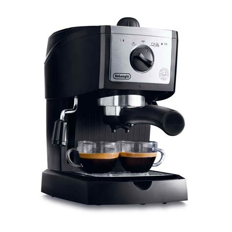 DeLonghi EC156.B Traditional Pump Espresso Machine ? Black