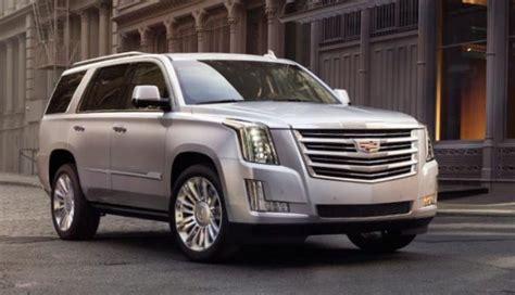 Cadillac Escalade 2020 Price by 2020 Cadillac Escalade Esv Platinum Concept Price