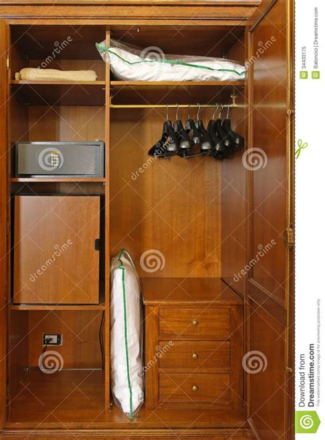 hotel closet royalty free stock photo image 34433175