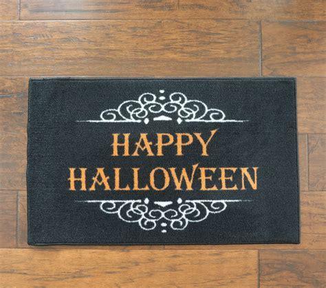 Happy Halloween Door Mat   FloorMatShop.com   Commercial