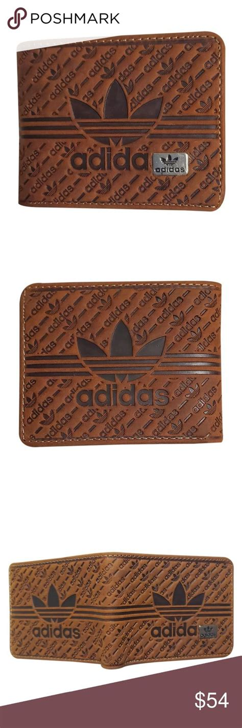 Best deals and discounts on the latest products. ADIDAS LEATHER BROWN MEN'S BIFOLD WALLET ADIDAS LEATHER ...