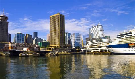 hotels in vancouver bc near cruise port terminal save