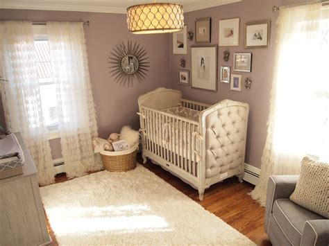 Mila's Purplegray Modern Glamour  Project Nursery. Classroom Wall Decorations. Light Gray Couch Living Room. Clean Room Classes. Glass Tables For Living Room. Craft Room Storage Solutions. Decorative Canvas. Bar Decor For Home. Ikea Living Room Tables