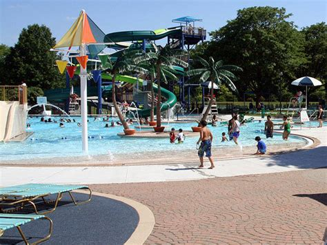 gaithersburg water park map  play