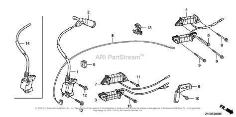 honda engines gx390t1 qa2 engine tha vin gcaet 1000001 to gcaet 9999999 parts diagram for