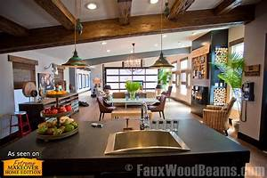 Pecky Cypress Ceiling Beam Gallery Eco-Friendly Design Ideas