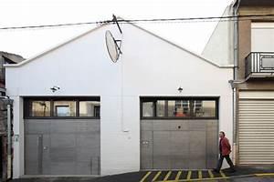 transformation dun garage automobile en logement le puy With transformation garage en logement