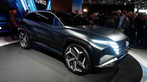 hyundai vision  concept previews brands future suv