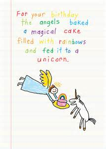 where to register for wedding gifts unicorn birthday card greeting rainbow clayboys