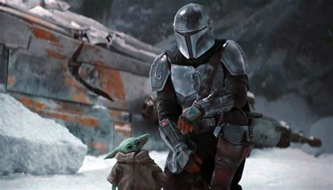 The Mandalorian searches the galaxy for Jedi in first ...