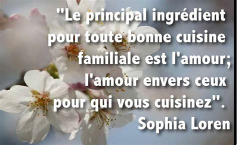 citation cuisine amour avril citation du mois