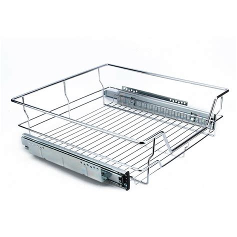 Pull Out Cupboard by Uk Pull Out Wire Basket Set Kitchen Larder Storage For