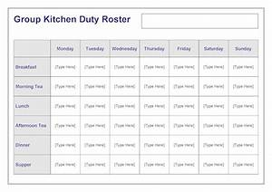 search results for download schedule template calendar With roster timetable template