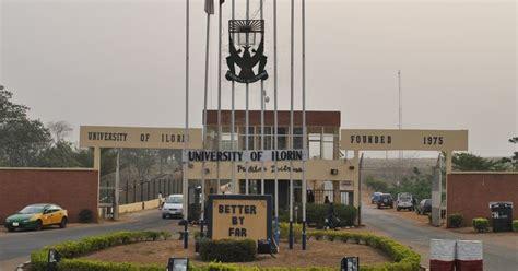 unilorin postgraduate admission form msc phd pgd