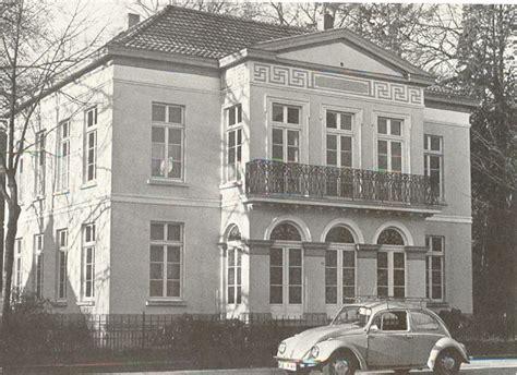 Haus Auf Der Tiergartenstraße 27  Gestern + Heute Kle