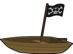Cartoon Boat Clip Art