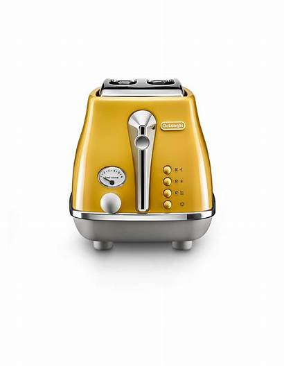 Yellow Toaster Slice Icona Capitals Toasters Kettles