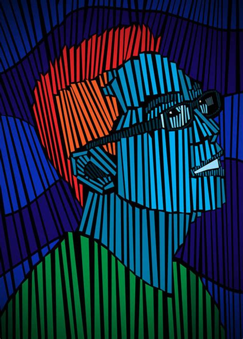 abstract  portrait vector images vector abstract