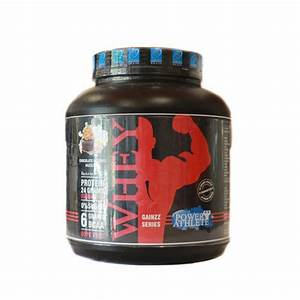 Muscle Building Power Athlete Whey Protein  Total Nutritions