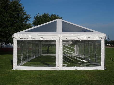 Pvc Combi Party Tent 60'x20'  Heavy Duty Wedding Canopy