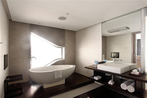 Futuristic Penthouse With Twin Toilets! : Four-bedroom Sky Villa Penthouses At Kata Rocks, Phuket